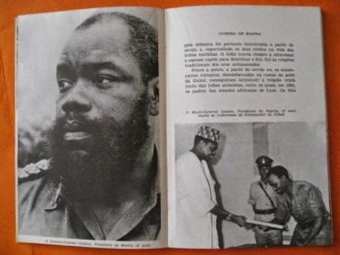 Resultado de imagem para guerra de biafra resumo